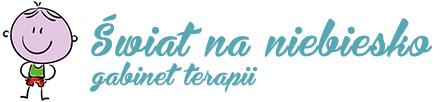 Świat na Niebiesko Logo